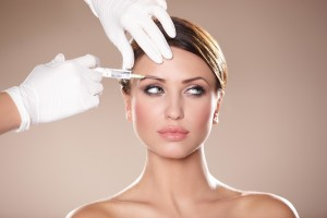 Botox, botulina, botoks